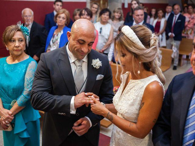 La boda de Jose y Ainhoa en Santa Ana De Abuli, Asturias 19