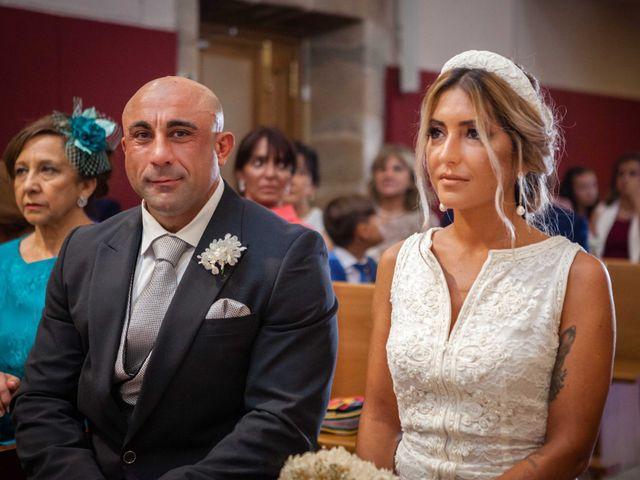 La boda de Jose y Ainhoa en Santa Ana De Abuli, Asturias 20