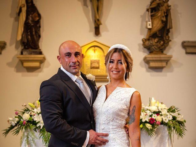 La boda de Jose y Ainhoa en Santa Ana De Abuli, Asturias 22