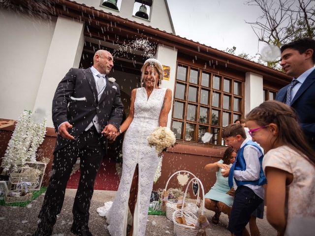 La boda de Jose y Ainhoa en Santa Ana De Abuli, Asturias 23