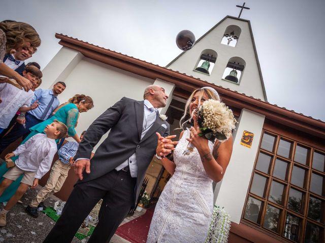 La boda de Jose y Ainhoa en Santa Ana De Abuli, Asturias 25