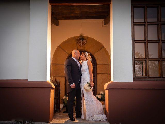 La boda de Jose y Ainhoa en Santa Ana De Abuli, Asturias 29