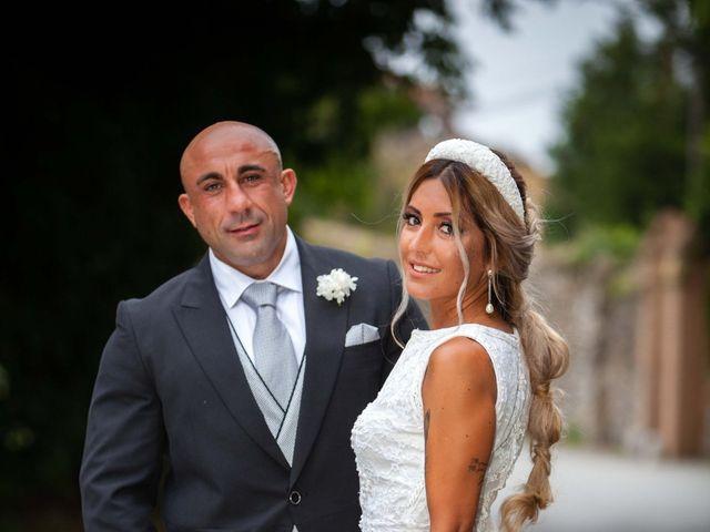 La boda de Jose y Ainhoa en Santa Ana De Abuli, Asturias 34