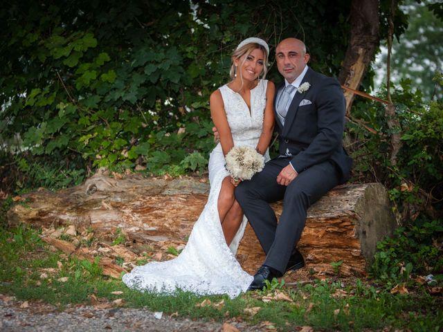 La boda de Jose y Ainhoa en Santa Ana De Abuli, Asturias 35
