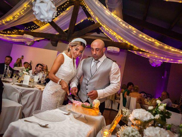 La boda de Jose y Ainhoa en Santa Ana De Abuli, Asturias 43
