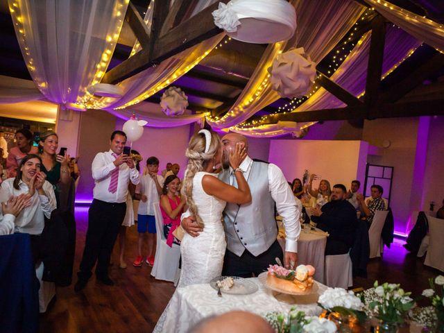 La boda de Jose y Ainhoa en Santa Ana De Abuli, Asturias 44