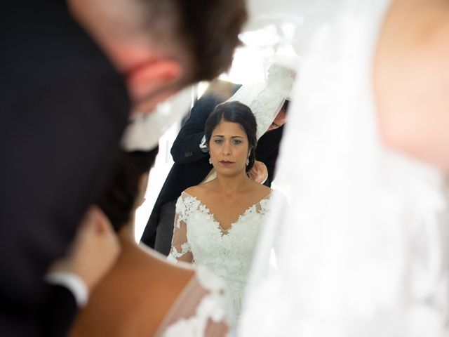 La boda de Daniel y Paloma en Castellar De La Frontera, Cádiz 8