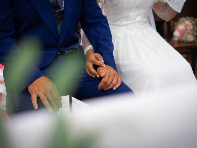 La boda de Daniel y Paloma en Castellar De La Frontera, Cádiz 11