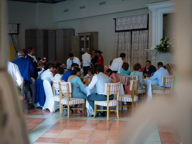 La boda de Daniel y Paloma en Castellar De La Frontera, Cádiz 13