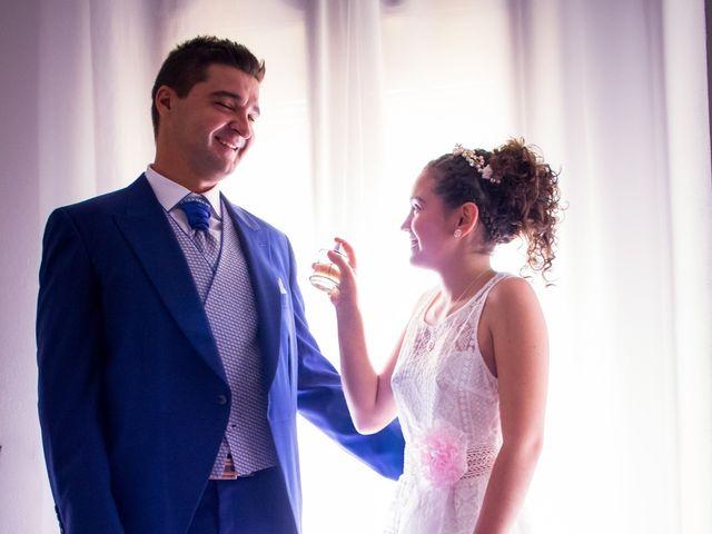 La boda de Daniel y Paloma en Castellar De La Frontera, Cádiz 18