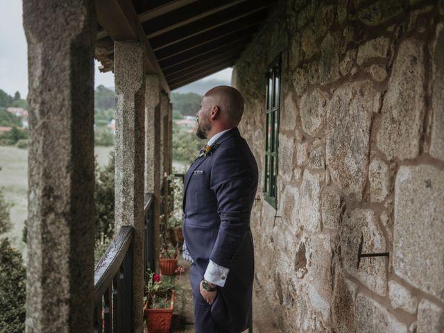 La boda de Gero y Cris en Xunqueiras, A Coruña 19