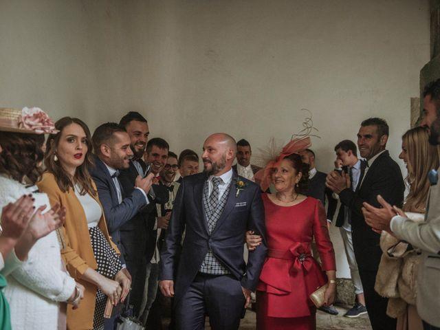 La boda de Gero y Cris en Xunqueiras, A Coruña 34