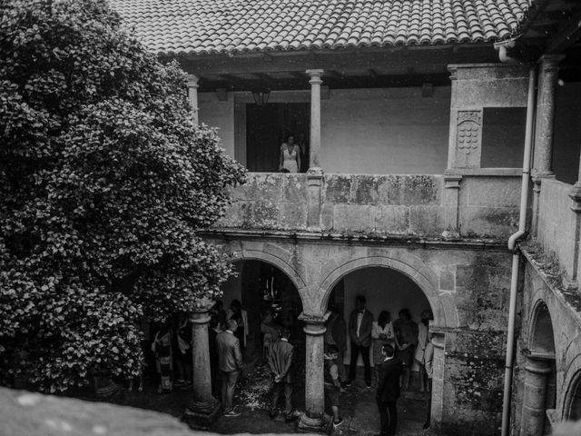 La boda de Gero y Cris en Xunqueiras, A Coruña 36
