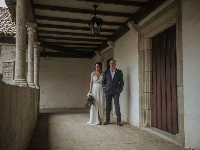 La boda de Gero y Cris en Xunqueiras, A Coruña 37