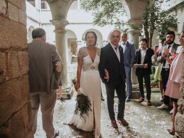 La boda de Gero y Cris en Xunqueiras, A Coruña 41