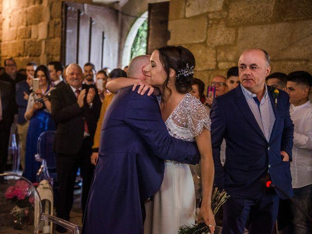 La boda de Gero y Cris en Xunqueiras, A Coruña 42