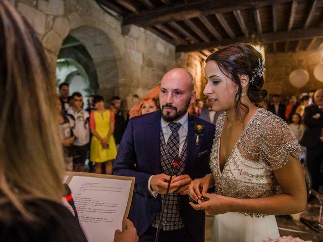 La boda de Gero y Cris en Xunqueiras, A Coruña 45