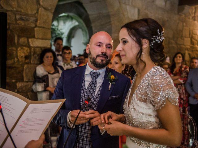 La boda de Gero y Cris en Xunqueiras, A Coruña 46
