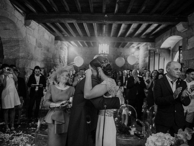 La boda de Gero y Cris en Xunqueiras, A Coruña 47