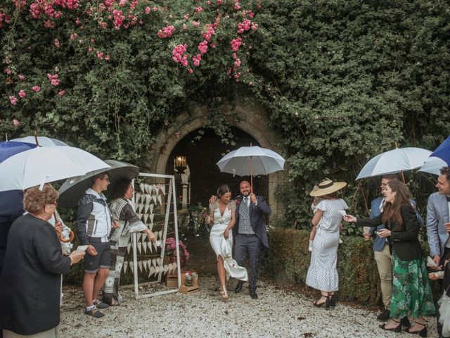 La boda de Gero y Cris en Xunqueiras, A Coruña 48
