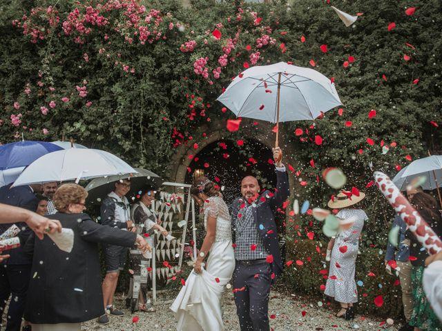La boda de Gero y Cris en Xunqueiras, A Coruña 49