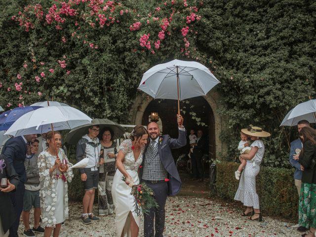 La boda de Gero y Cris en Xunqueiras, A Coruña 50