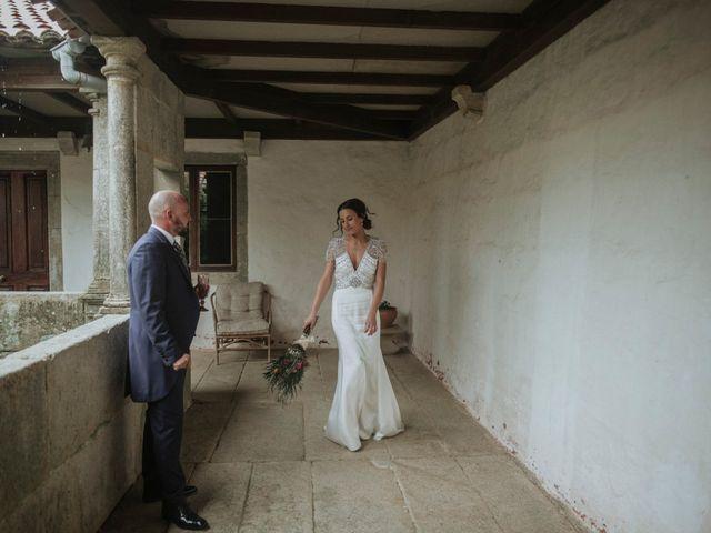 La boda de Gero y Cris en Xunqueiras, A Coruña 54