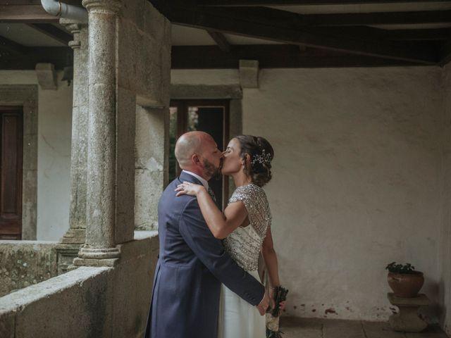 La boda de Gero y Cris en Xunqueiras, A Coruña 55