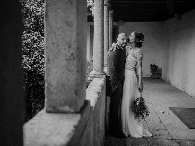 La boda de Gero y Cris en Xunqueiras, A Coruña 57