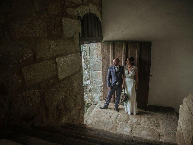 La boda de Gero y Cris en Xunqueiras, A Coruña 59