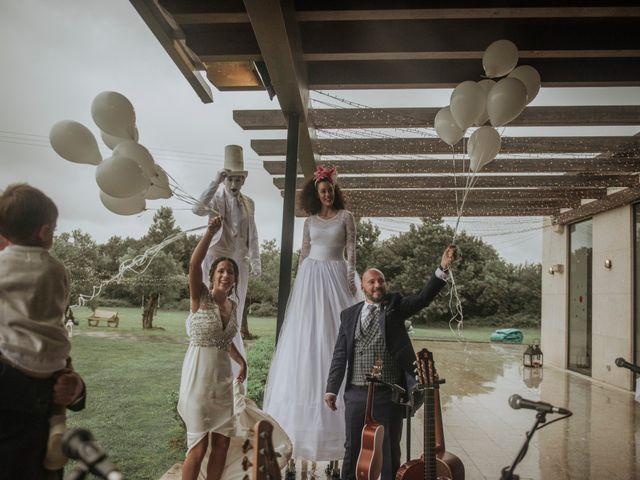 La boda de Gero y Cris en Xunqueiras, A Coruña 63