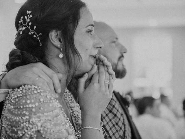 La boda de Gero y Cris en Xunqueiras, A Coruña 64