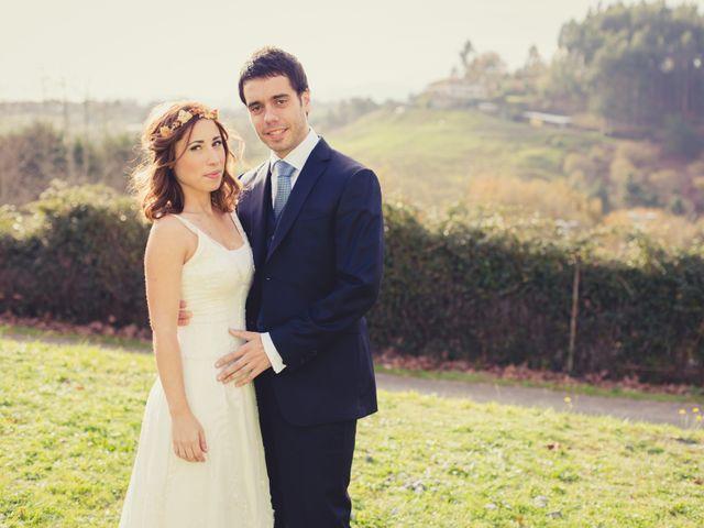 La boda de Ion y Eguzki en Laukiz, Vizcaya 6
