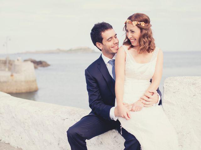 La boda de Ion y Eguzki en Laukiz, Vizcaya 7