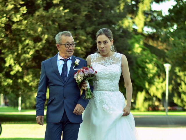 La boda de Manu y Rosana en Pamplona, Navarra 15