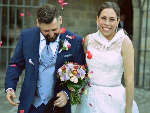 La boda de Manu y Rosana en Pamplona, Navarra 17