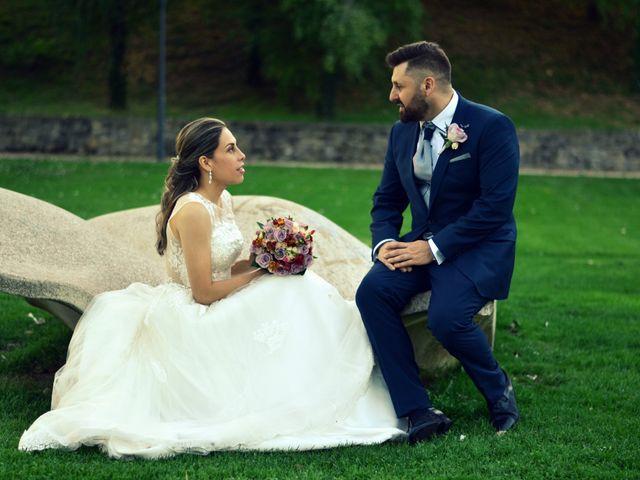 La boda de Manu y Rosana en Pamplona, Navarra 27