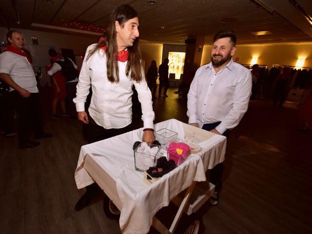 La boda de Manu y Rosana en Pamplona, Navarra 62