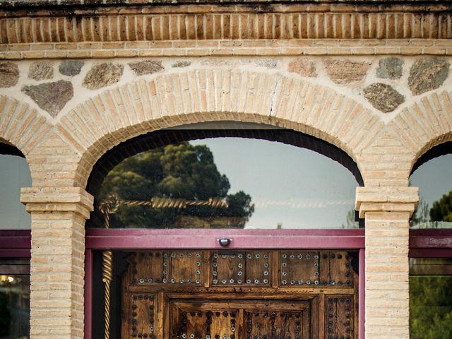 La boda de Carlos y Ana en Toledo, Toledo 22