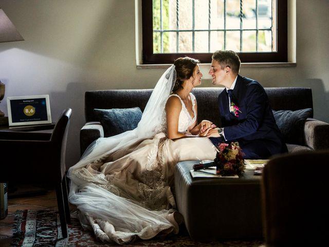La boda de Carlos y Ana en Toledo, Toledo 1