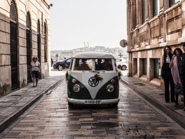 La boda de Sergio y Lorena en Gijón, Asturias 1