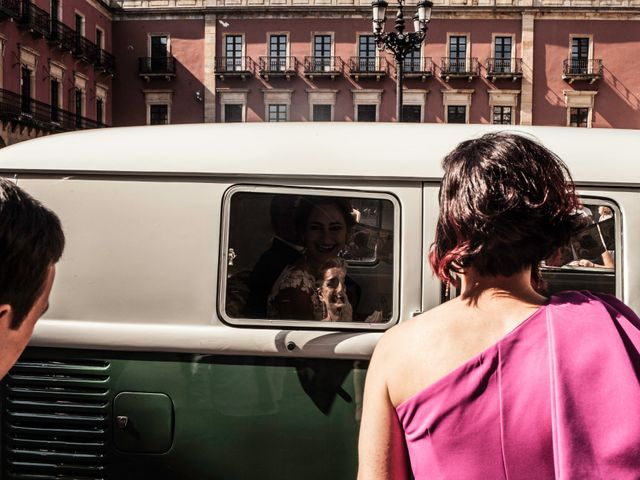 La boda de Sergio y Lorena en Gijón, Asturias 21