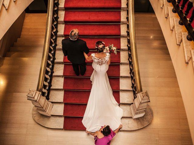 La boda de Sergio y Lorena en Gijón, Asturias 25