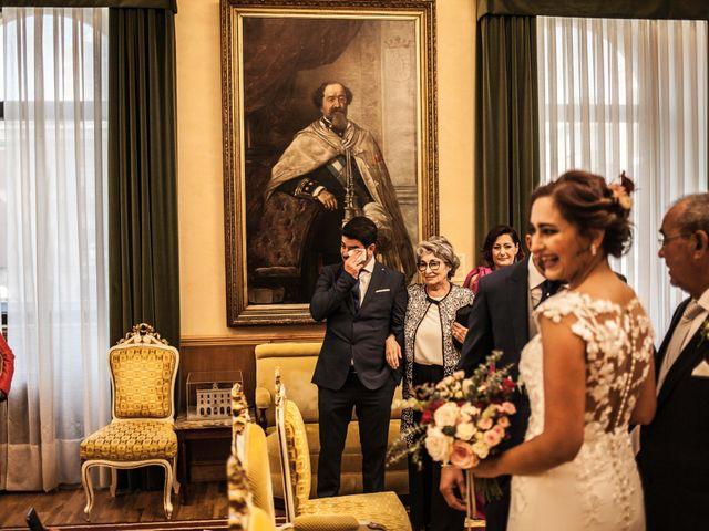 La boda de Sergio y Lorena en Gijón, Asturias 28