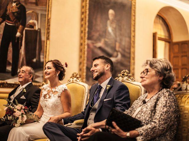 La boda de Sergio y Lorena en Gijón, Asturias 29