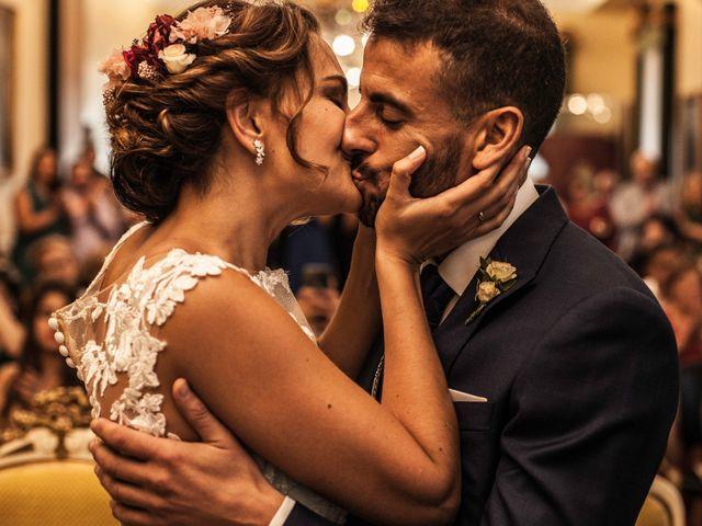 La boda de Sergio y Lorena en Gijón, Asturias 2