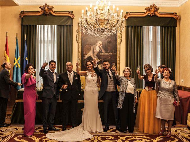 La boda de Sergio y Lorena en Gijón, Asturias 32