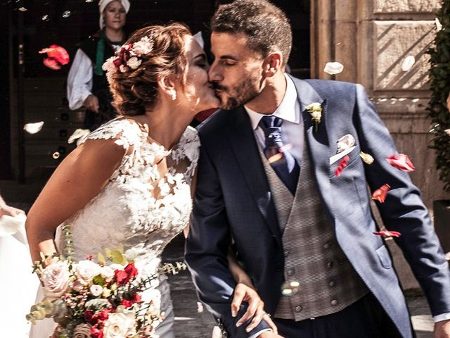La boda de Sergio y Lorena en Gijón, Asturias 36