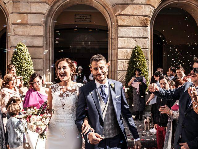 La boda de Sergio y Lorena en Gijón, Asturias 37
