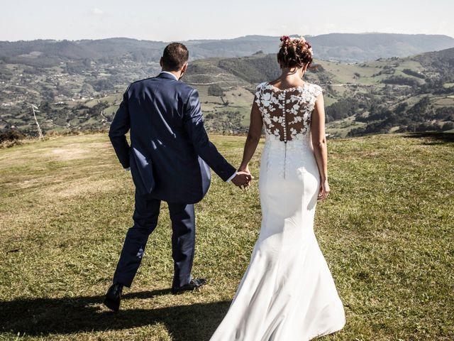 La boda de Sergio y Lorena en Gijón, Asturias 45